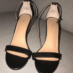 Express High Heel Sandals sz 10